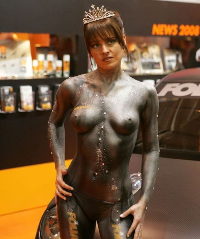Pretty girls and exhibitions - 52