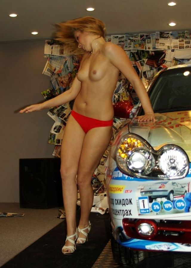 Pretty girls and exhibitions - 61