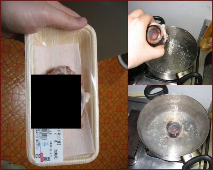 A Japanese dish - 20090107