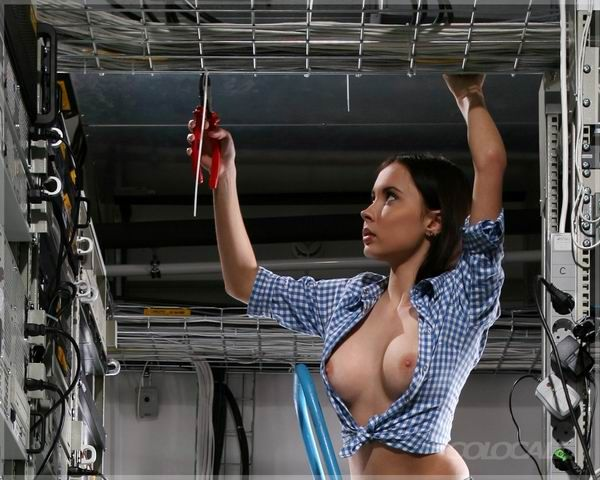 Girls at work - 04