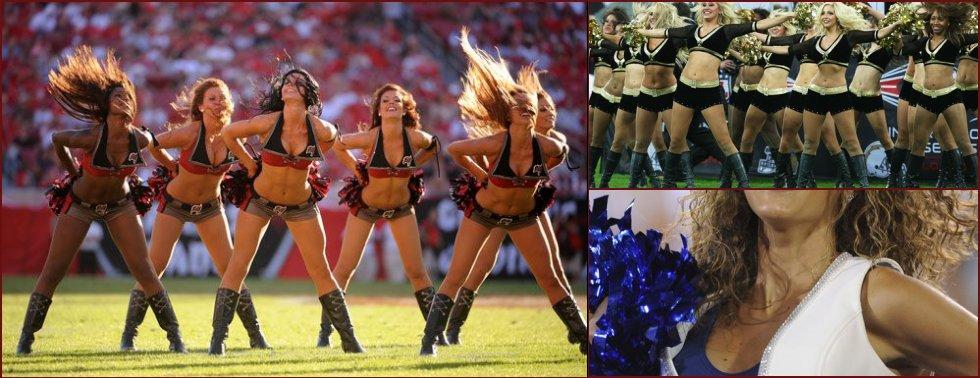 The best NFL cheerleaders of 2008 - 20090113