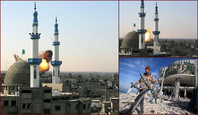 Bombs still fall on Gaza - 20090114