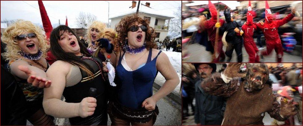 The Macedonian Carnival - 20090114