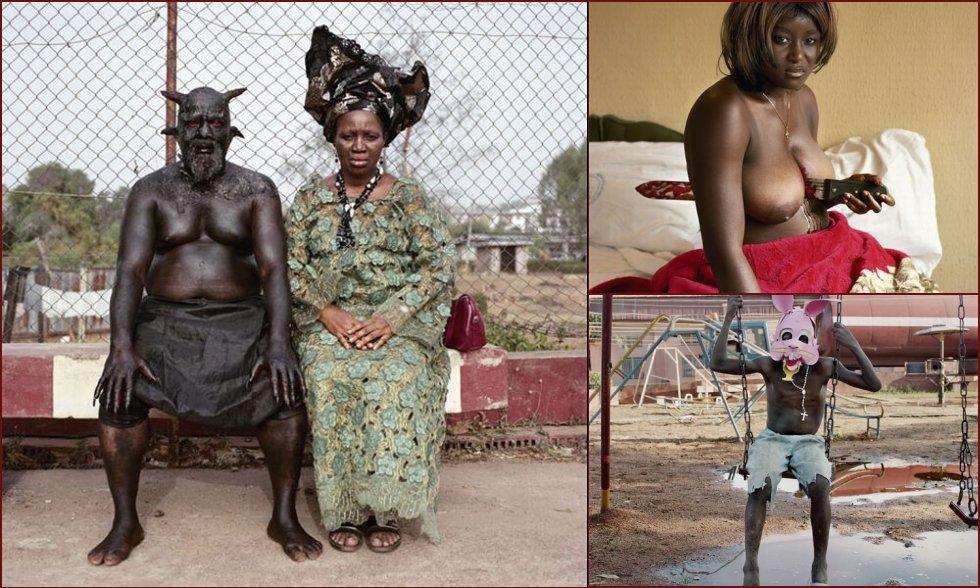 Nollywood, African cinema - 20090123