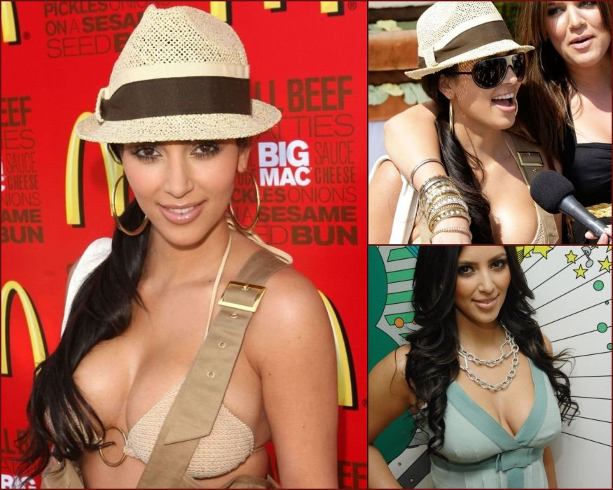 Kim Kardashian – the biggest ass of America - 20090218