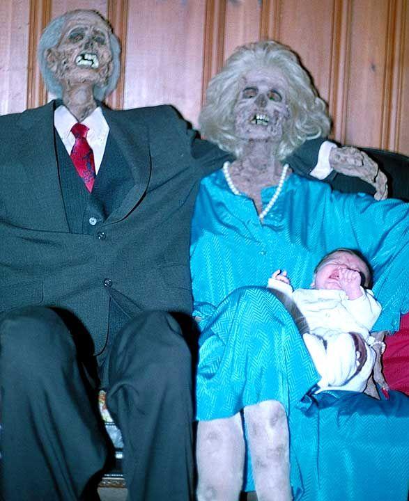 OMG! Dreadful dolls (30 pics)