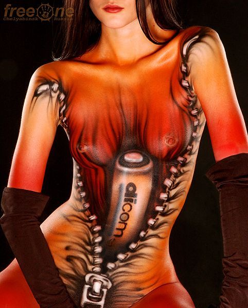 Body art – double pleasure - 54