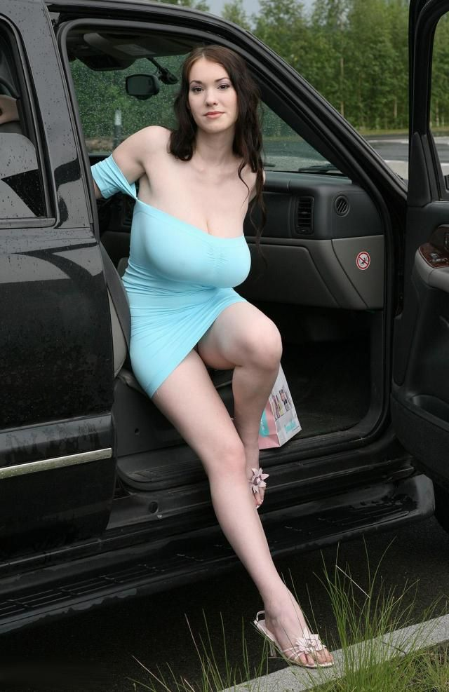 Would you give her a lift? - 09