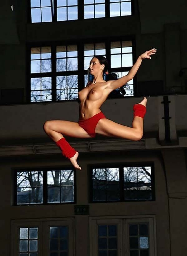 Gymnastics is very sexy - 16
