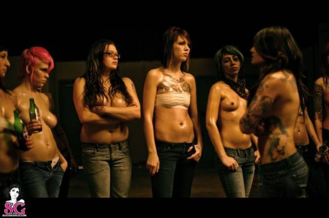 Women's fight club - 39