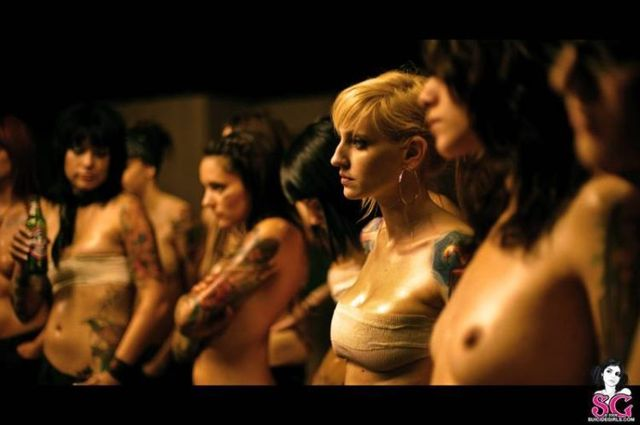 Women's fight club - 40