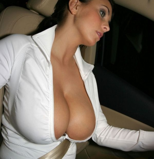 Sexy airbags (9 photos)