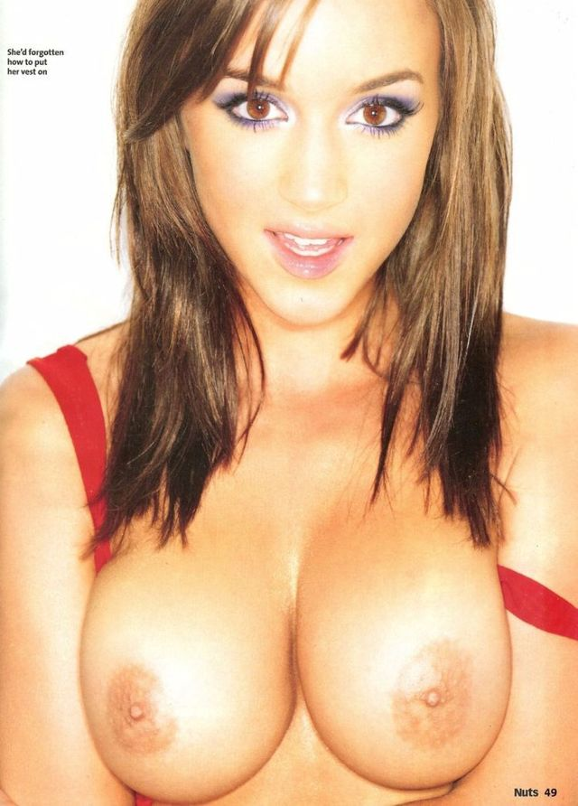 Eva Wyrwal & Rosie Jones topless in Nuts - 08