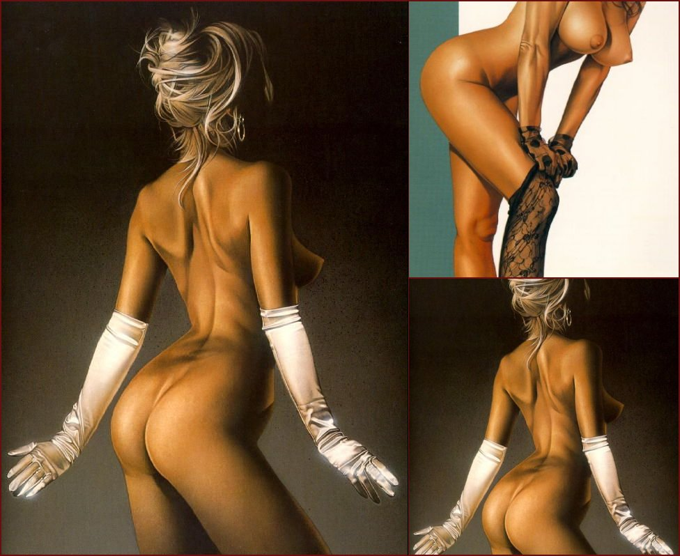 Some cool erotic drawings - 20090506