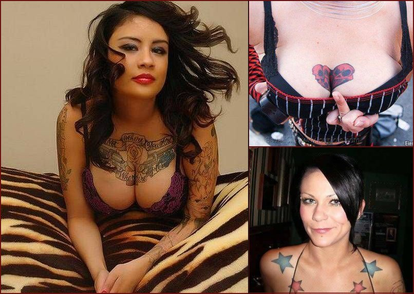 Tattooed Babes - 20090520