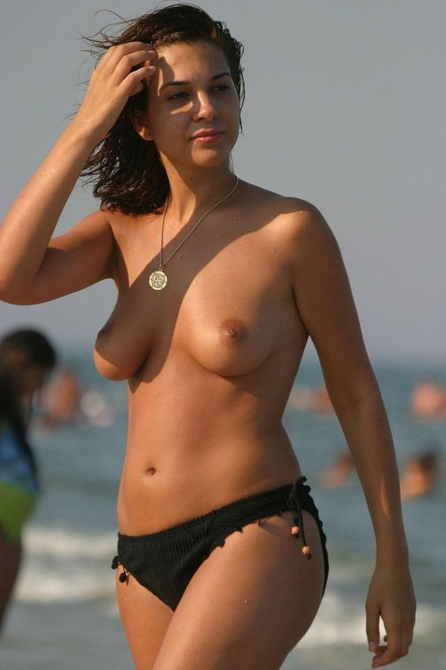 Selection of beach beauties - 19