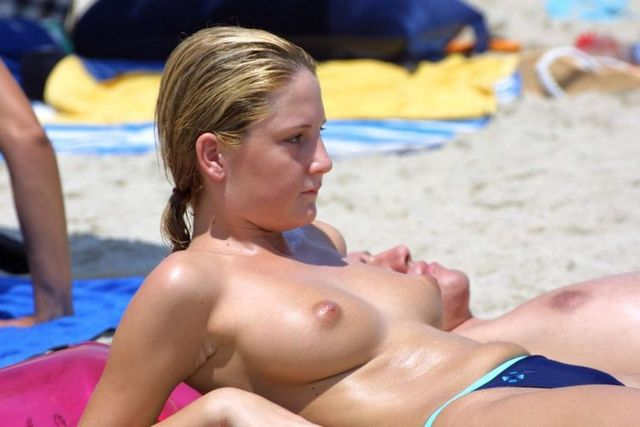 Selection of beach beauties - 22