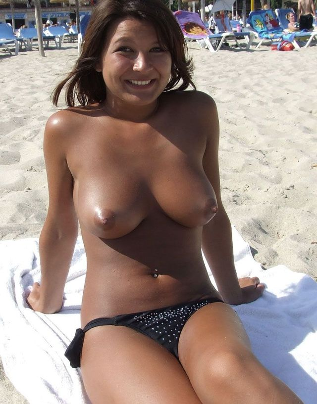 Selection of beach beauties - 24