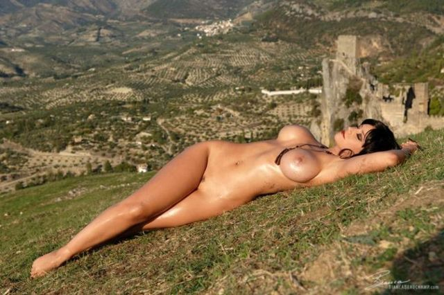 images old woman naked