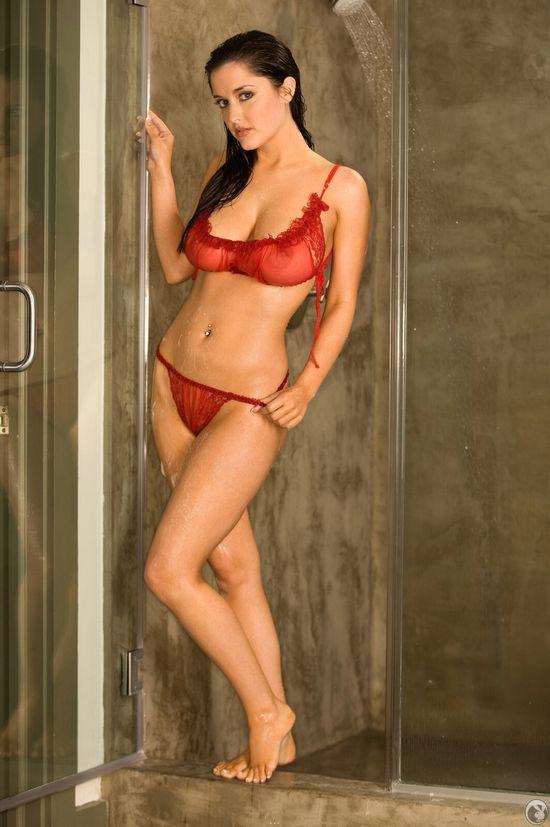 Playboy babe - Mandy Calloway - 01