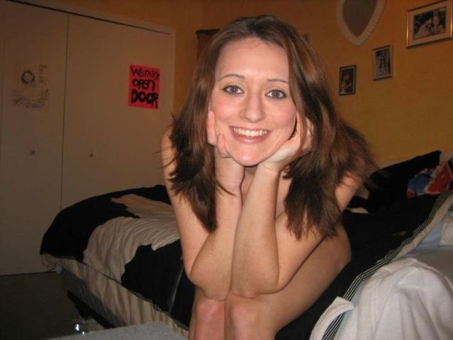 She was fired from US Marine Corps because of these photos on MySpace - 04