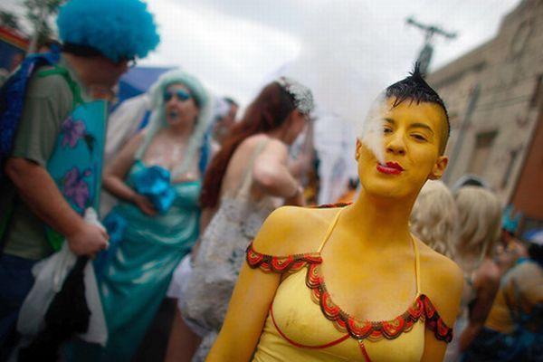 Coney Island - Mermaid Parade 2009 - 00