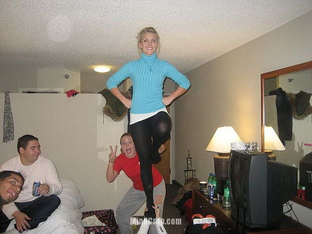 Cheerleaders gone wild - 102