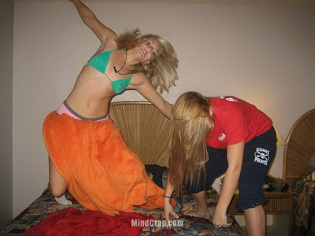 Cheerleaders gone wild - 20