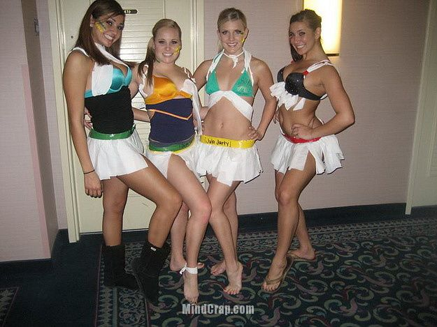 Cheerleaders gone wild - 34