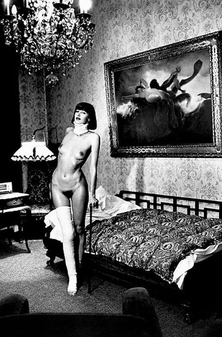 Works of great photographer Helmut Newton - 02