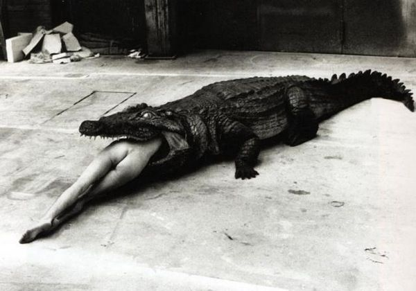 Works of great photographer Helmut Newton - 04