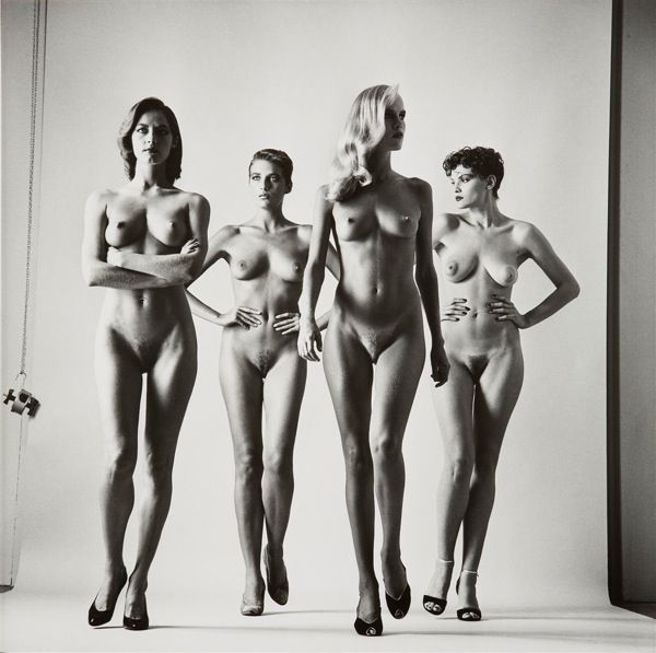 Works of great photographer Helmut Newton - 06