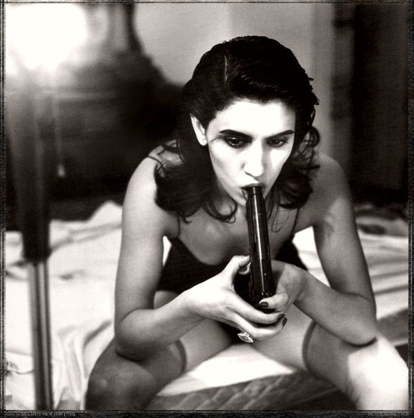 Works of great photographer Helmut Newton - 09