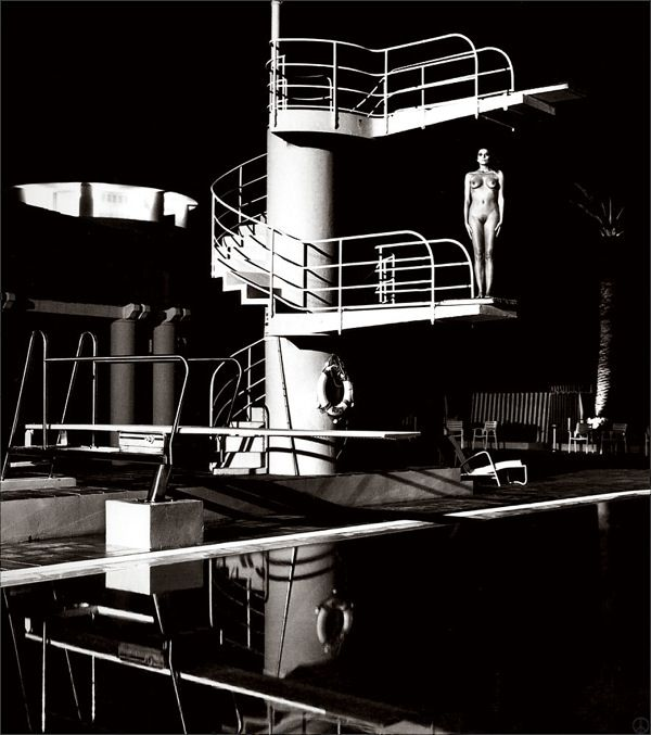 Works of great photographer Helmut Newton - 17