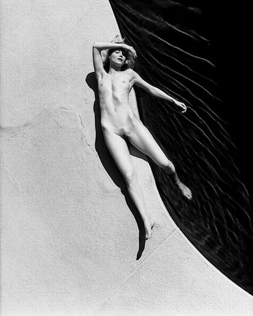 Works of great photographer Helmut Newton - 22