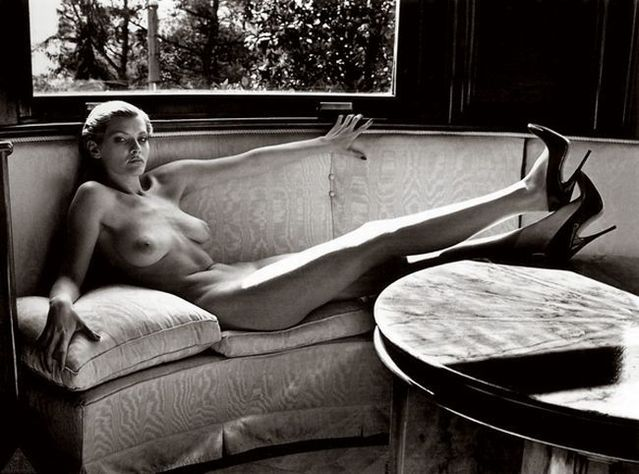 Works of great photographer Helmut Newton - 23