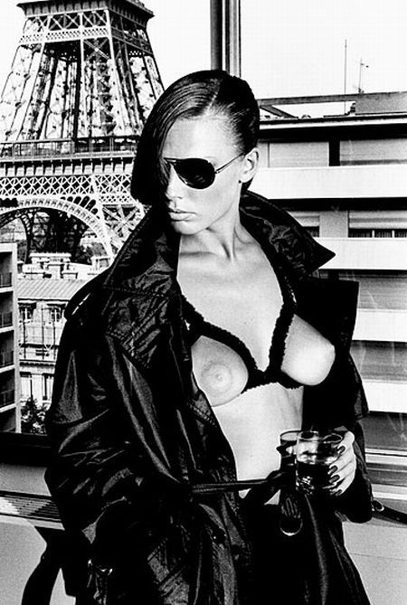 Works of great photographer Helmut Newton - 30