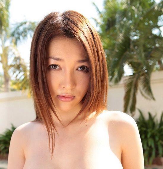Japanese standards of beauty on the example of Mai Uzuki - 00