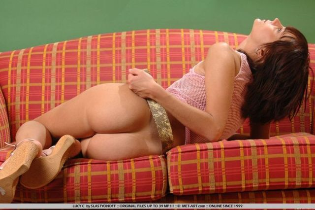 Gabrielle Pastel - pretty girl with natural breasts - 01