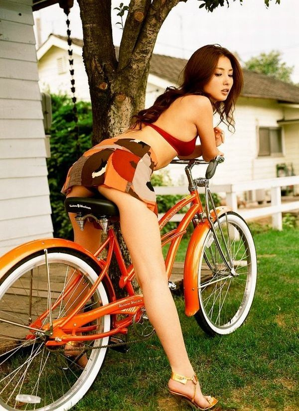 Girls and bicycles - 23