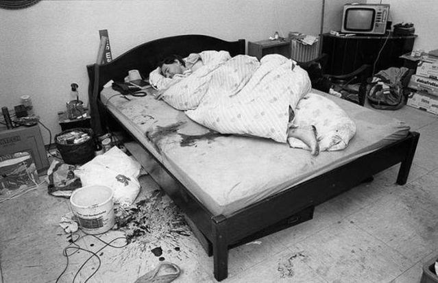 Trash of the day. Life of a drug addict. Drugs – it is the plague of our time! - 50