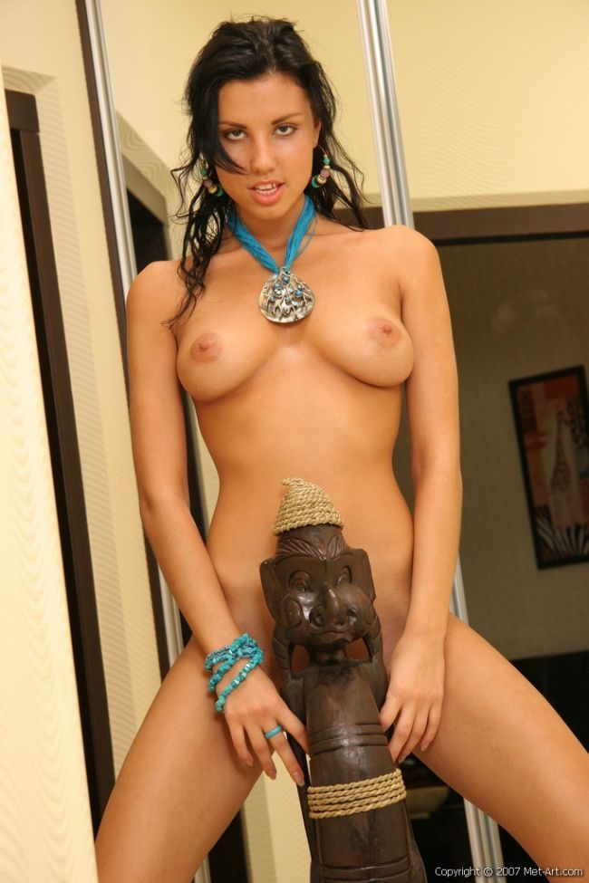 Jovanna the brunette - 11