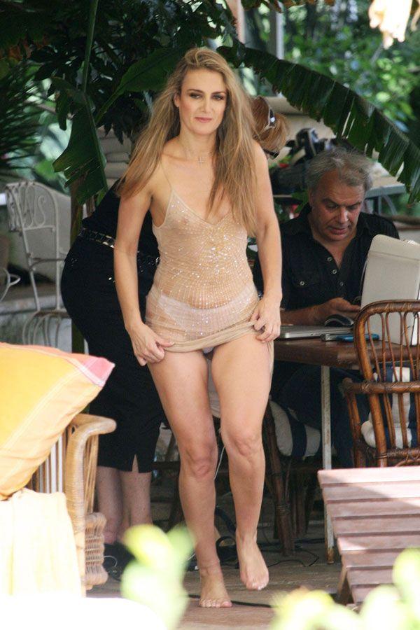 Erotic photo shoot of Patrizia Daddario. They say that she's Berlusconi's lover - 02