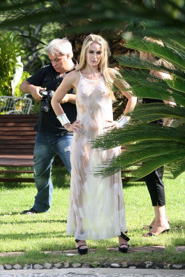 Erotic photo shoot of Patrizia Daddario. They say that she's Berlusconi's lover - 07