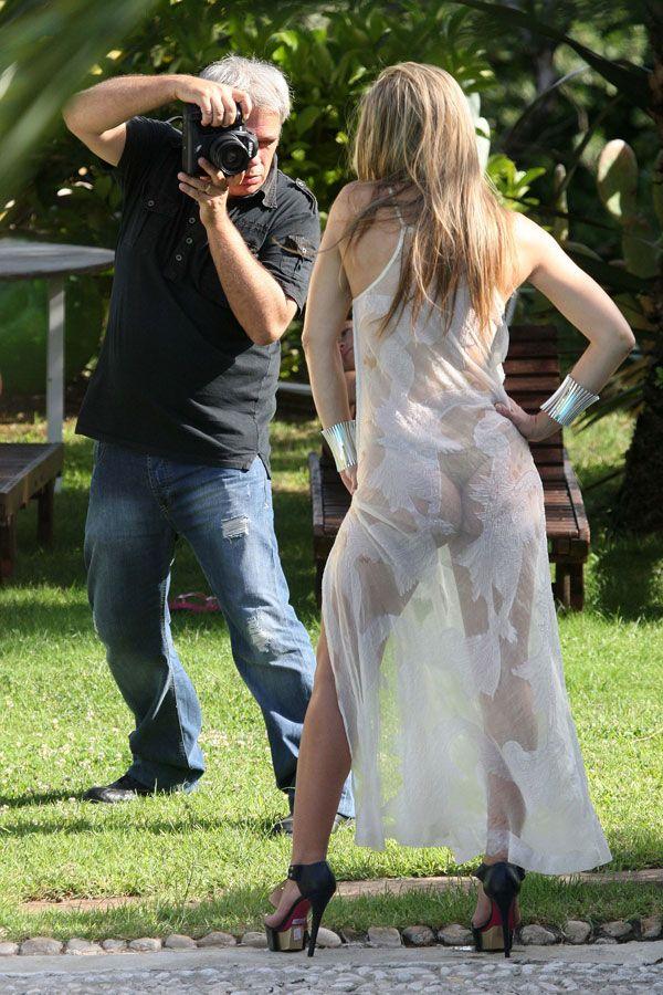 Erotic photo shoot of Patrizia Daddario. They say that she's Berlusconi's lover - 09