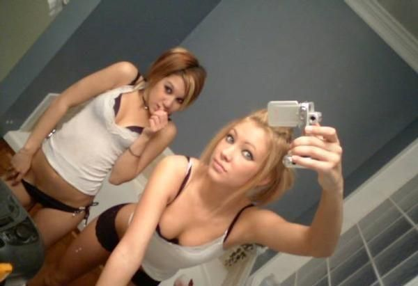 Girls take pictures of themselves. Excellent compilation! - 13