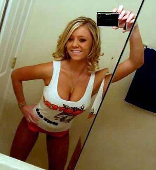 Girls take pictures of themselves. Excellent compilation! - 58