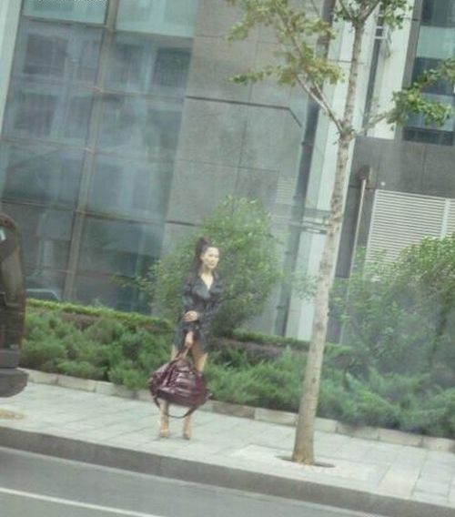 A Beijing girl in a nice dress - 00