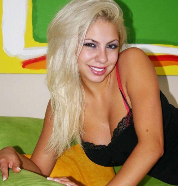 Hot blonde - 00