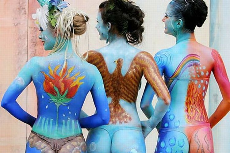 Cool body art - 01